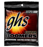 Corde GHS Gbcl Boomers Roundwound Electric Guitar paradisesound strumenti musicali on line