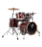 BATTERIA ACUSTICA TAMBURO T5 S22 RSSK RED SPARKLE paradisesound strumenti musicali on line
