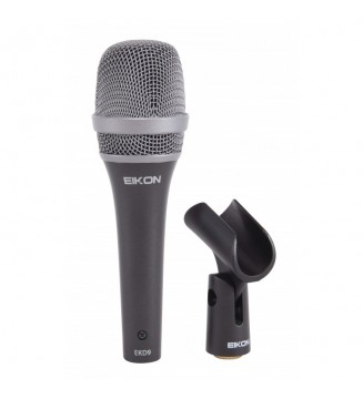Eikon EKD9 Microfono Dinamico Super-Cardioide Professionale paradisesound strumenti musicali on line