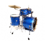 BATTERIA ACUSTICA TAMBURO T5 S22 RSSK BLUE SPARKLE paradisesound strumenti musicali on line
