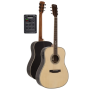 De Salvo AG205CEQ4 Chitarra acustica elettrificata Dreadnought paradisesound strumenti musicali on line