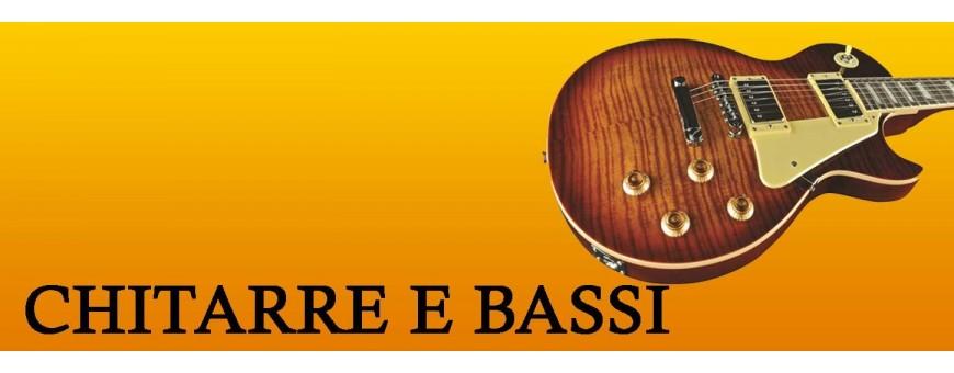 Chitarre elettriche,  Bassi elettrici | Paradise Sound